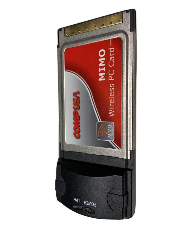 Comp USA MIMO Wirelell PC Cardbus Adapter SKU No. 339028