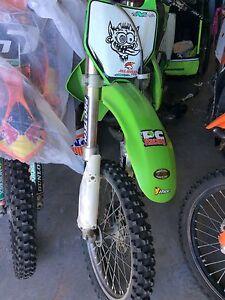 Motocross fx250f 2004