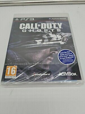 Call Of Duty GHOSTS Playstation 3 PS3 - New VGA / WATA...