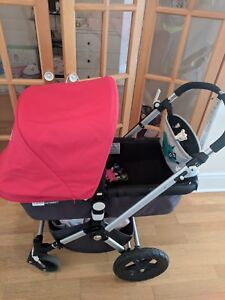 Bugaboo Cameleon,Graco carseat and adaptor,lots of extras(ASAP)