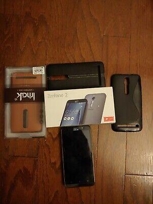 ASUS ZenFone 2 ZE551ML - 64GB - Silver (Unlocked) Smartphone