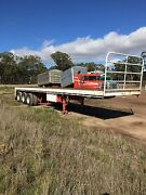 Freuhauf tri-axle trailer Broadford Mitchell Area Preview