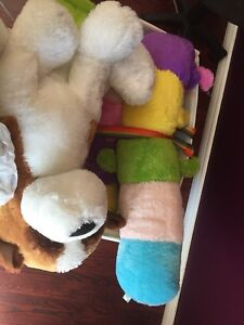 stuffed toy for free