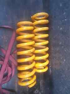 Toyota hilux 2 inch springs Caravonica Cairns City Preview