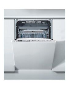 Whirlpool ADG522 Slim-Line Integrated Dishwasher - 10 Place Settings  A++AA perf