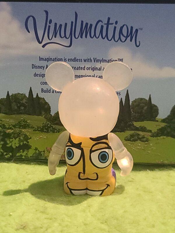 """DISNEY Vinylmation 3"""" Park Set 1 Big Eyes Buzz Lightyear Toy Story"""