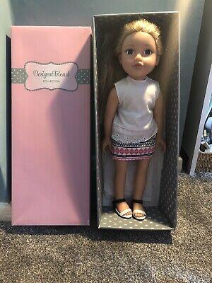 Design a friend doll used
