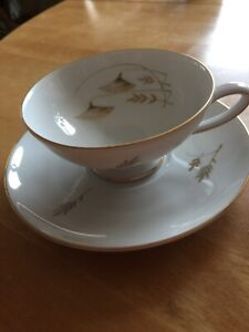 Antique German dishes