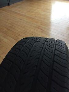 Michelin P195/65R 89S All Season Tires