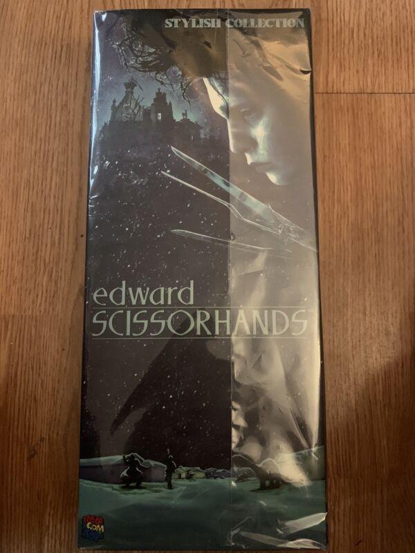 Medicom Edward Scissorhands Stylish Collection- RARE Sealed In Plastic
