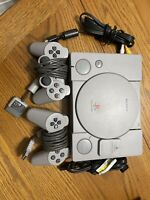 Play station one and super Nintendo