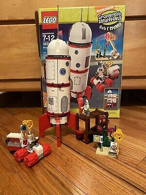 LEGO Spongebob Squarepants Rocket Ride (3831)