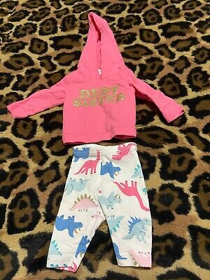 INFANT SIZE NB One Piece with Pants Pink, Blue, White Hoodie CARTER'S BRAND