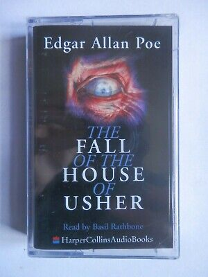 Edgar Allan Poe The Fall of the House of Usher Audiobook Gothic Goth (The Fall Of The House Of Usher Audiobook)