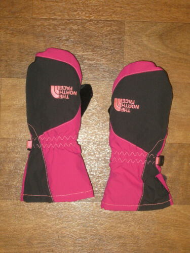 The North Face Toddler Pink Mittens Dryvent -3T -