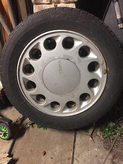 180 sx stock wheels with caps