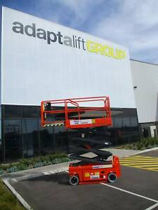 $240 plus GST per week - Electric Scissor Lift Hire 6M 19FT Wetherill Park Fairfield Area Preview