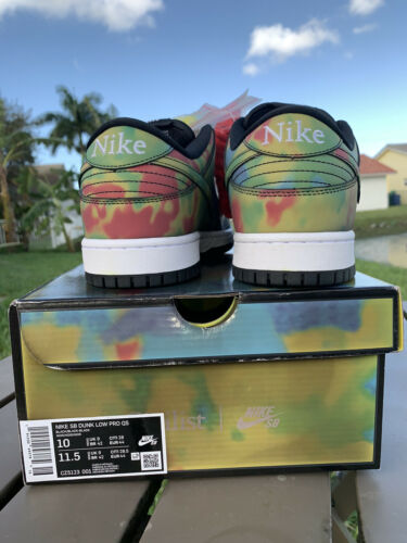 Nike Dunk SB Low x Civilist F&F Special Box US 10