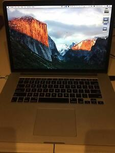 15'' MacBook Pro, Retina, 2015, 2.5GHz Quad-core i7, 16GB, 512GB Docklands Melbourne City Preview