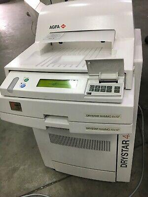 Agfa Drystar Mammo 4500m Dry Imaging Printer