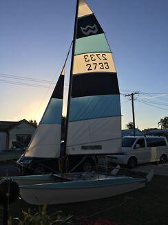 Windrush 14ft Catamaran
