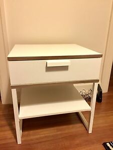 IKEA Bedside Table TRYSIL Kirribilli North Sydney Area Preview