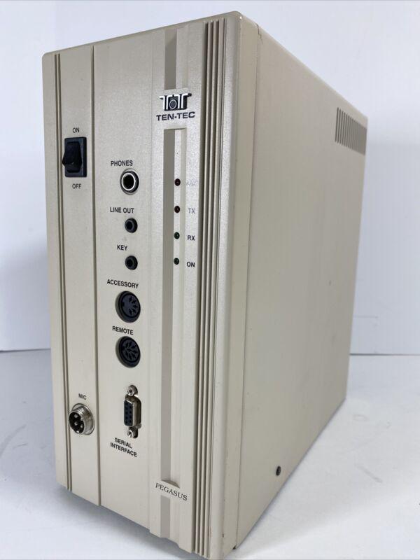 Ten-Tec Pegasus Model 550 Computer Controlled HF Transceiver