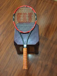 Selling tennis racquets: Wilson RF97, Yonex Vcore