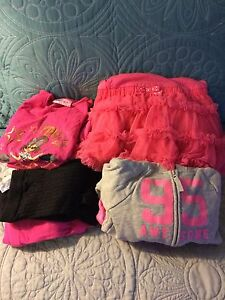 Girl's 4  and 4T clothing