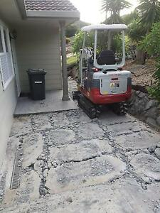 CONCRETE & GREENWASTE REMOVAL- LAKE MACQUARIE/NEWCASTLE Speers Point Lake Macquarie Area Preview