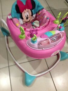 Minnie Mouse baby walker Upper Coomera Gold Coast North Preview