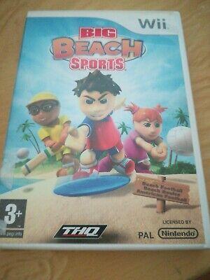 Big Beach Sports (Nintendo Wii, 2008) - European Version for sale  Shipping to Nigeria