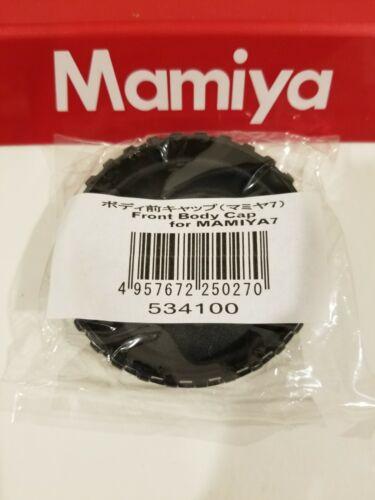 Mamiya 7 / Mamiya 7 II BODY CAP