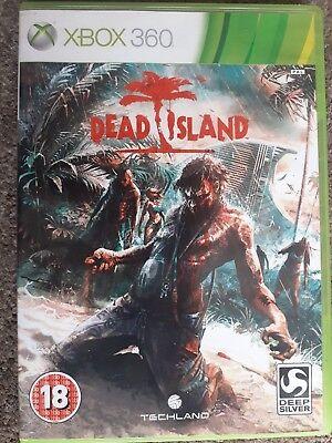 Usado, DEAD ISLAND, Xbox 360 GAME, !!!!! TAKE A LOOK !!!!! segunda mano  Embacar hacia Mexico