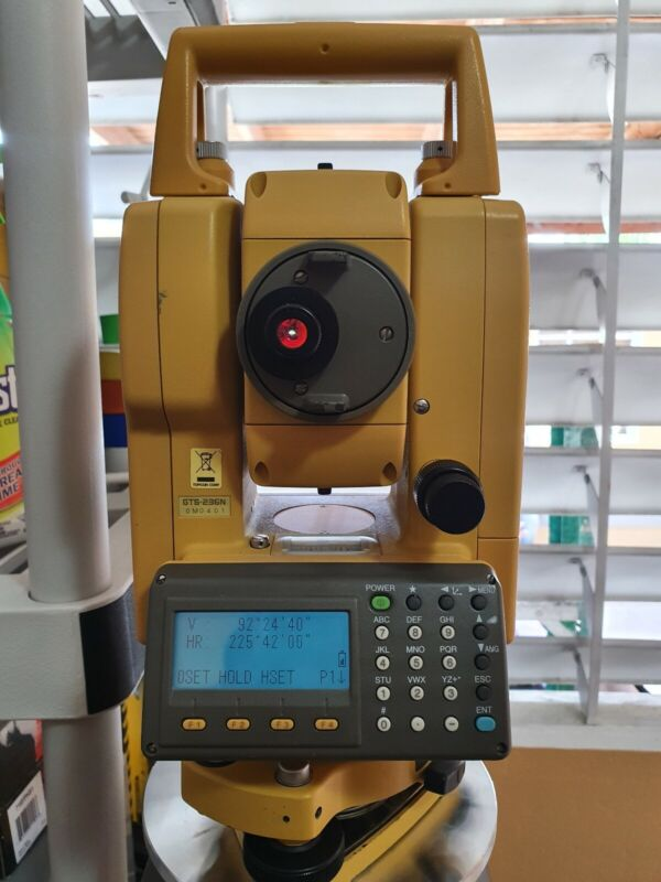 Topcon GTS-236N Total Station