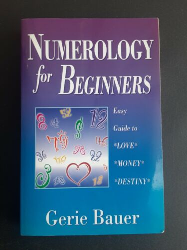 Numerology For Beginners Book - $5.99