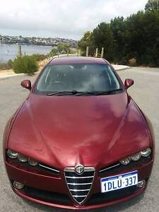 2007 Alfa Romeo 159 Sedan Wembley Downs Stirling Area Preview