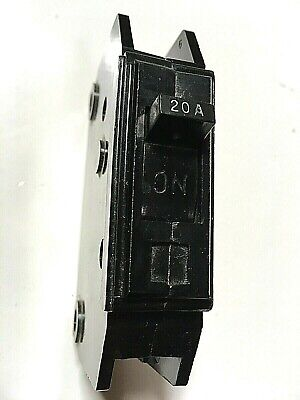 GE TQ1120 20a 1P Bolt On Circuit Breaker