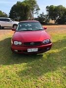 1999 Toyota Corolla Sedan Rockbank Melton Area Preview