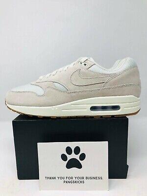 Nike Air Max 1 ID Suede Gum 943756-900 Size (Max 1 Glue)