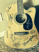 Zac Brown Signed