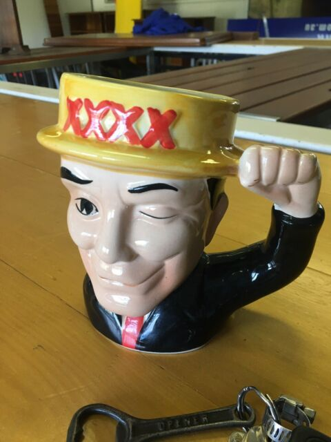 Mr Fourex Xxxx Beer Mug Collectables Gumtree Australia