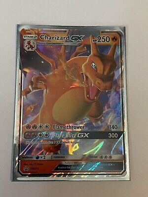 Hidden Fates Charizard GX Pokemon SM211 Black Star Promo Holo ULTRA Rare - NM!