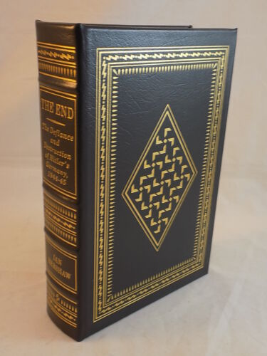 THE EASTON PRESS THE END Defiance & Deconstruction of Hitler