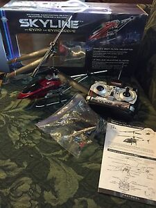Skyline RC remote control helicopter toy