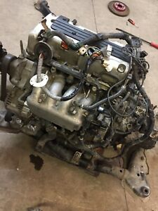 K20A3 ENGINE AND 5 SPEED TRANSMISSION
