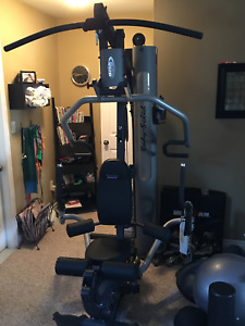 G5S Body Solid Total Body Workout Exercise Machine