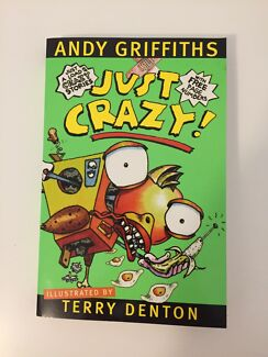 Andy Griffiths just crazy