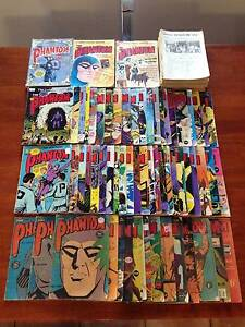 20 YEAR OLD COLLECTION OF PHANTOM COMICS - 80+ Stafford Brisbane North West Preview