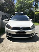 VW Golf 2010 118TSI Comfortline 1.4L with 67,000km 7 speed auto DSG West Ryde Ryde Area Preview